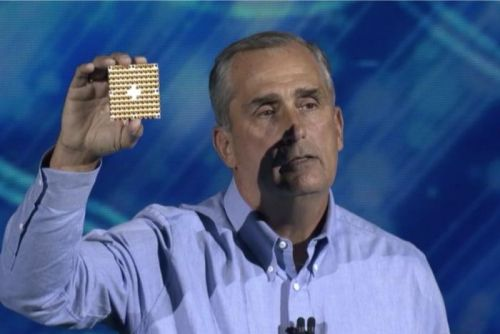 Intel CEO Brian Krzanich unexpectedly steps down at a critical point in Intel's evolution