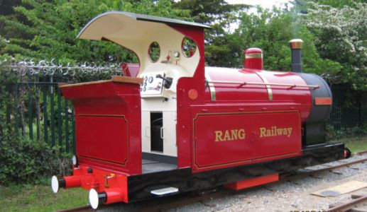 Ride a new steam train in South London