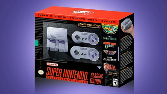 Daily Deals: SNES Classic in Stock, Discounts on Switch, Xbox One X, PS4 Pro Consoles