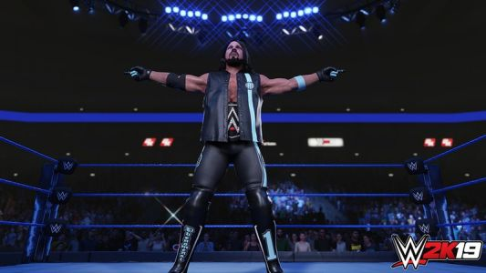 WWE 2K19 brings the series's biggest roster yet