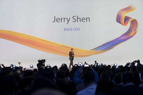 ASUS CEO Jerry Shen resigns, ZenFone brand to now focus on gamers