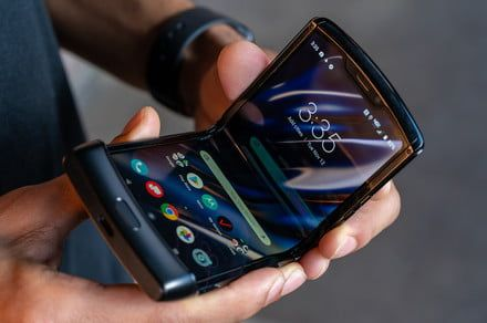 Motorola Razr hands-on review: A $1,500 blast from the past