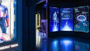 Avengers S.T.A.T.I.O.N. exhibit coming to Toronto's Yorkdale mall