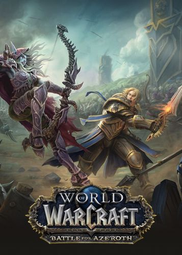 Out Today, World of Warcraft: Battle for Azeroth Expansion for £30.06