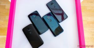 Moto G6, G6 Play, E5 Plus and E5 Play Hands-on: Moving the Middle Forward