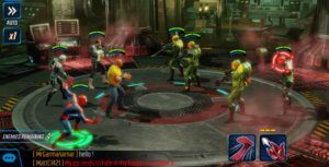 Join the Merry Marvel Mobile Society with 'Marvel Strike Force'