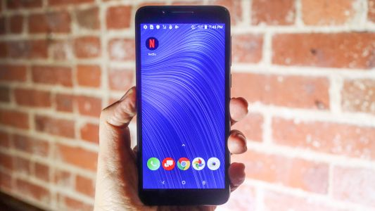 The Alcatel Avalon V is a $120 phone being sold by Verizon