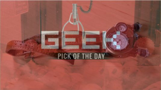 GEEK PICK OF THE DAY: ThinkGeek Tesla Watch