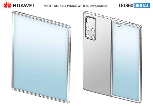 Alleged Huawei Mate X2 Appears, It's Heavily Inspired The Galaxy Z Fold
