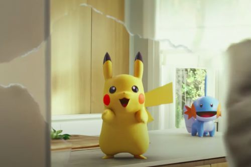 Watch this Pokémon Go commercial directed by Rian Johnson