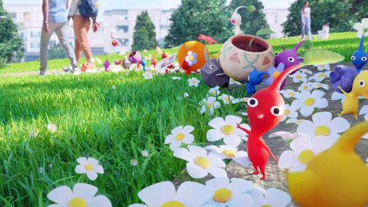 Niantic's AR Pikmin Game Enters Limited Soft Launch