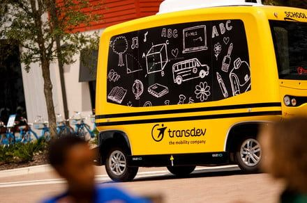 Transdev ordered to stop using self-driving shuttles as school buses