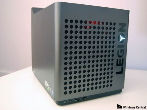 Lenovo has the best options for buying the Legion C530 Cube gaming PC