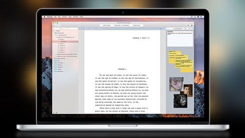 Write anywhere with this mobile-friendly writing app