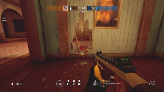 Rainbow Six Siege Villa map: how to defend and how to attack