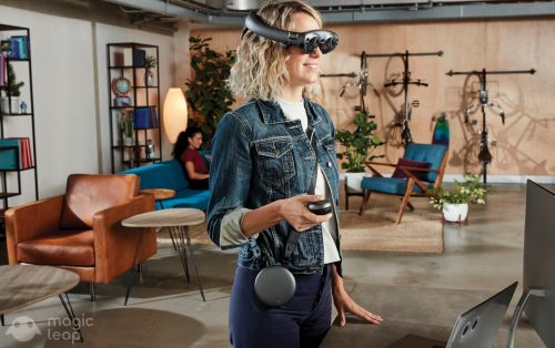 Sennheiser is making spatial audio accessories for Magic Leap