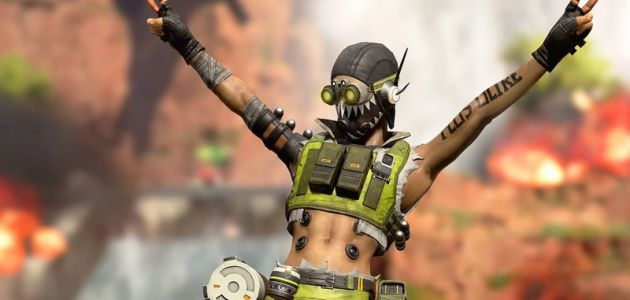 Here's Everything You Need To Know About Apex Legends' New Character