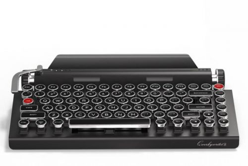 Quirkytoys Quirkywriter S Keyboard review: Great typing experience accompanied by whimsical features