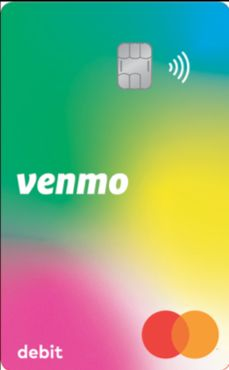 Venmo intros a limited edition rainbow design of its debit card