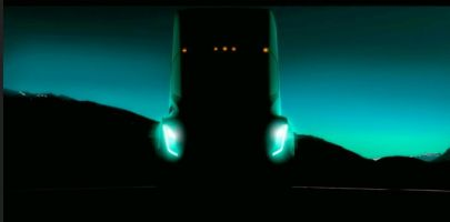 Elon Musk teases Tesla electric semi truck, up to 4 new Gigafactory locations