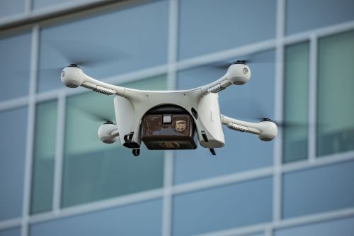 UPS seeks government approval for 'advanced' drone delivery service