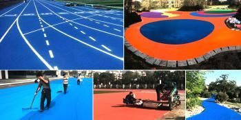 Scientists Create Less Toxic, Greener Rubberized Running Surfaces