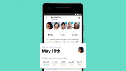 Yahoo Finance launches social savings app Tanda, an alternative to credit cards