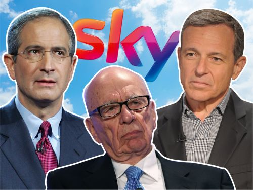 Comcast and Fox are in a heated to battle to snatch up Sky - here's why they both see the UK satellite company as vital to their futures
