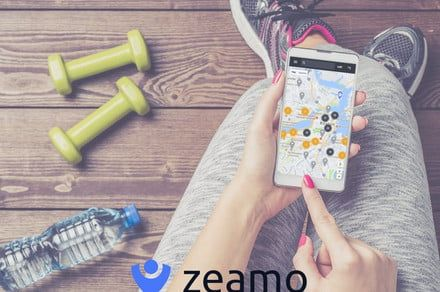 New app Zeamo helps users find and access gyms on the fly