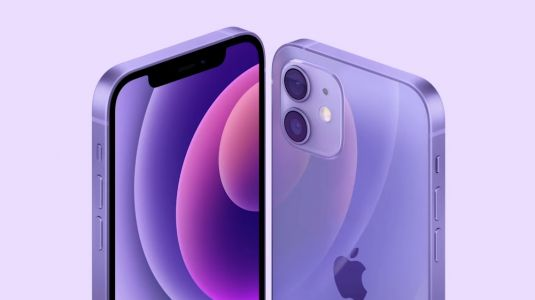 IPhone 12 in purple: we've got the new color phone, and here's what it looks like