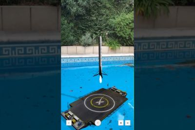 SpaceX is even landing rockets in augmented reality