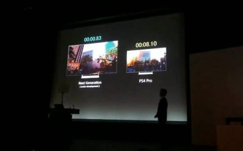 Next-gen PlayStation could be 8 times faster than PS4 Pro