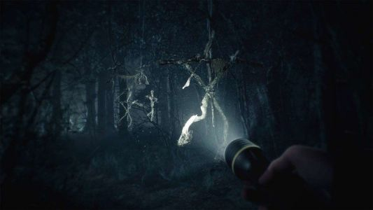 Blair Witch runs at 4K resolution on Xbox One X