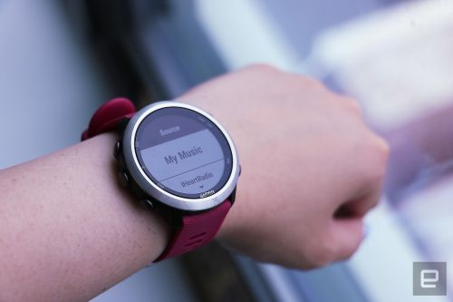 Garmin adds Deezer to its music-playing fitness watches