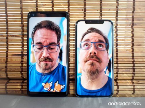 Pixel 2 vs. iPhone X: Which does the best portrait selfie?