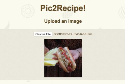 This MIT neural network translates pictures of food into recipes