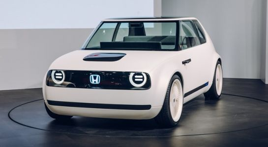 Honda's Retro-chill Urban EV Could Go On Sale Next Year