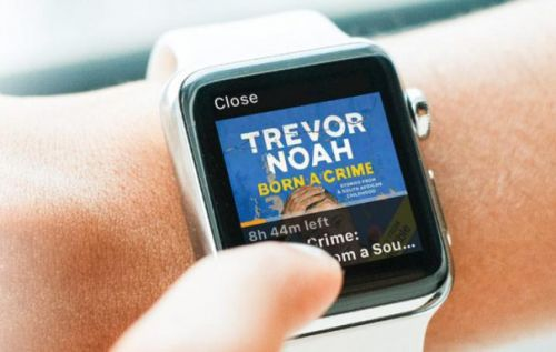 Audible on Apple Watch lets your read books without your iPhone