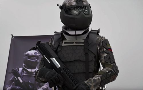 Russia's future soldier super suits are getting nuclear-proof accessories