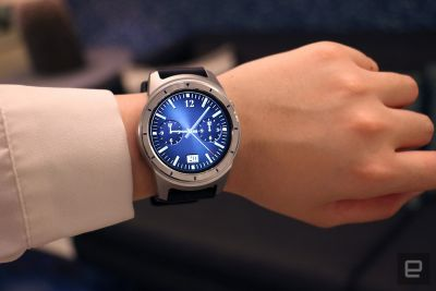 The ZTE Quartz is an affordable intro to Android Wear 2.0