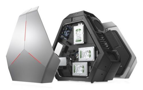 Alienware Aurora, Area 51 upgraded with NVIDIA RTX GPUs for 12K gaming