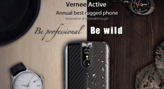 Verne Active campaign - explore the possibilities with the new rugged piece