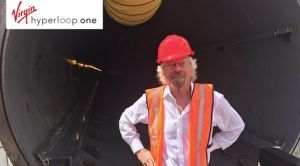 Hyperloop One Gets 'Virgin' Name Following Branson Investment