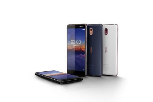 The Nokia 3.1 goes on sale in the US on July 2nd