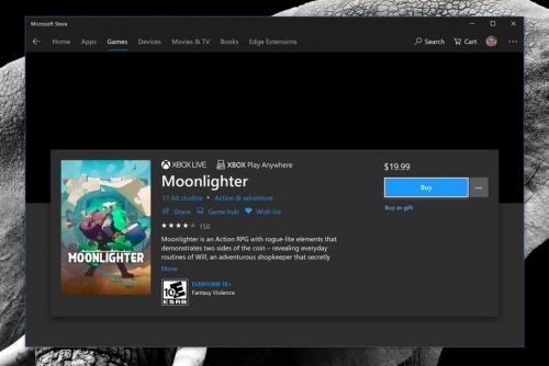 Get an early look at the wish list feature coming to the Microsoft Store