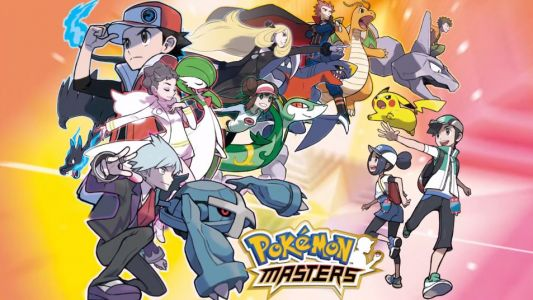 Pokémon Masters is coming to iOS and Android this month