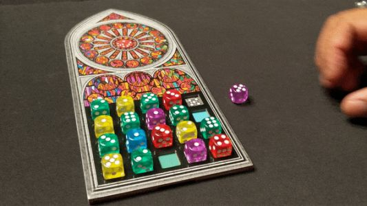 The Best In Tabletop 2017 - Sagrada