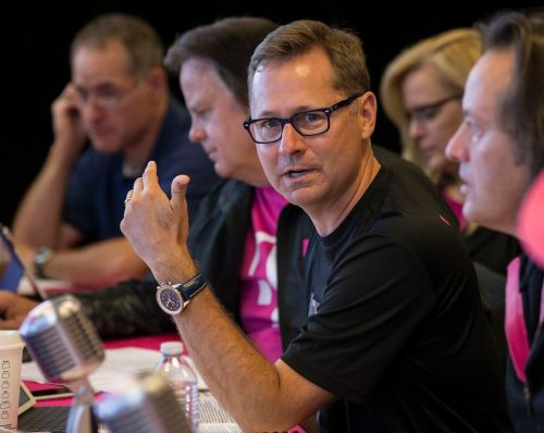 T-Mobile names Mike Sievert as its new president