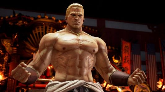Geese Howard has suddenly appeared on the Microsoft Store for Tekken 7, release date listed as Nov. 29th