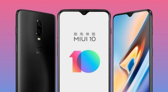OnePlus 6 and 6T get semi-functional port of MIUI 10